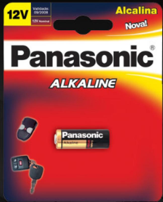 BATERIA PANASONIC 12V ALCALINA