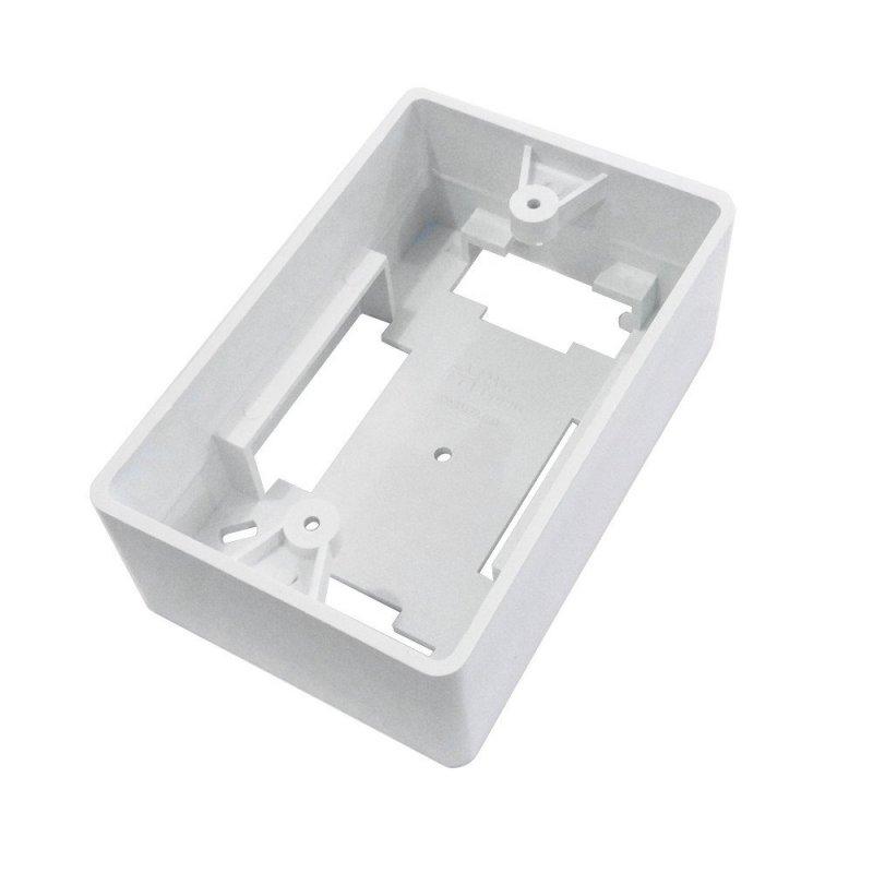 CAIXA SOBREPOR MEC-TRONIC PVC 4X2 S/ PLACA