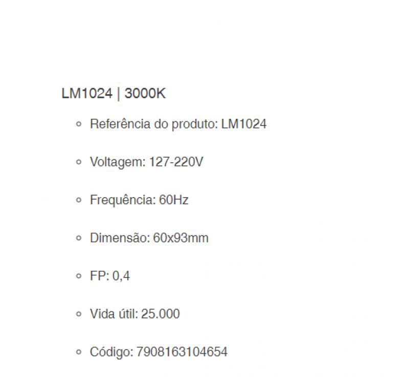 EMBUTIDO SOLO LUMINATTI IP67 1X 1W LED PT