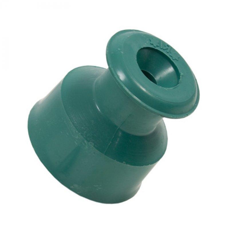 ISOLADOR ROLDANA PVC C/ PREGO