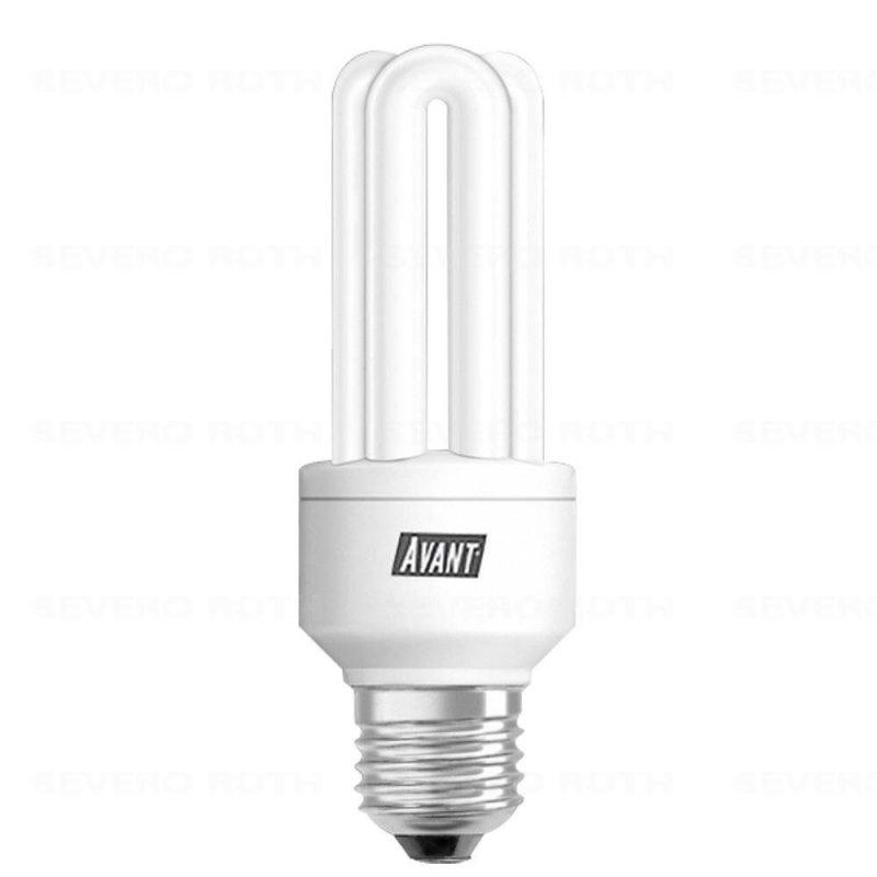 LAMPADA AVANT E27 25W FLUORESCENTE 3U BR