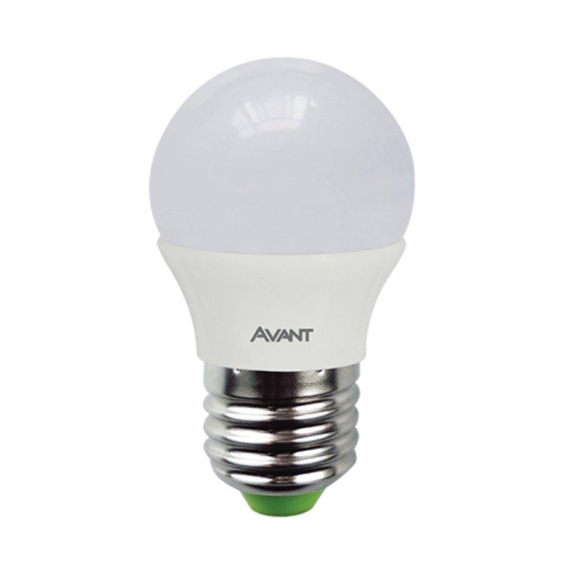 LAMPADA AVANT E27 4W BOLINHA LED