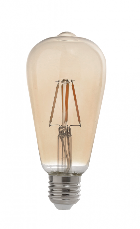 LAMPADA AVANT FILAMENTO LED CHAMPAGNE ST64
