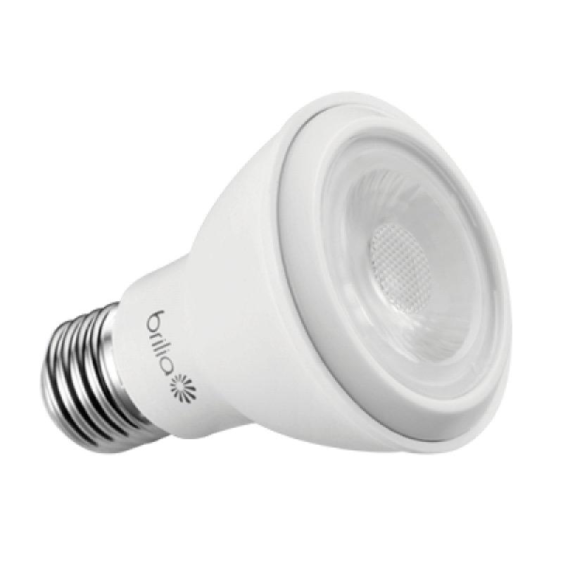 LAMPADA BRILIA E27 7W PAR20 LED