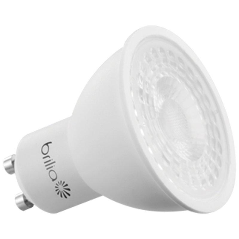 LAMPADA BRILIA GU10 6.5W LED
