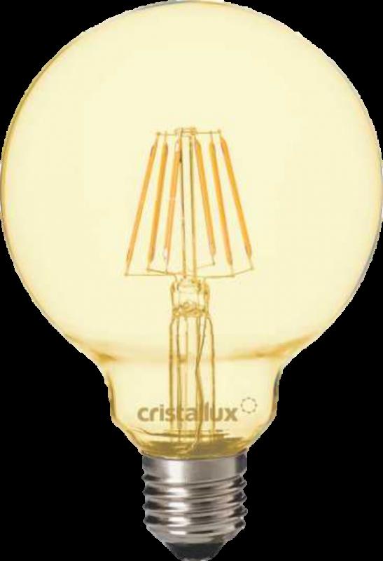 LAMPADA CRISTALLUX 110V-220V E27 4W