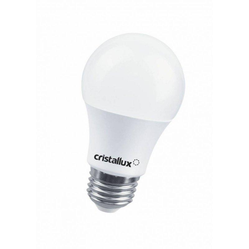 LAMPADA CRISTALLUX E27 7W BULBO LED