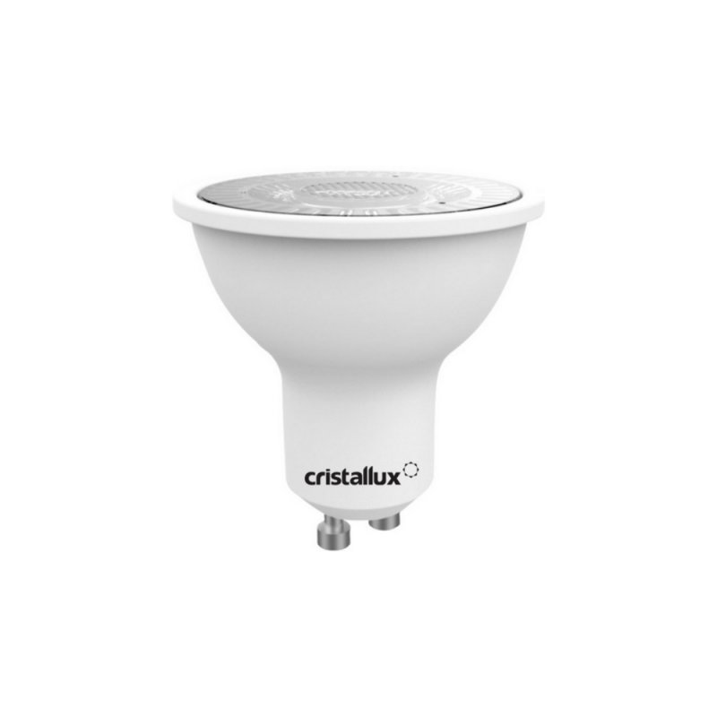 LAMPADA CRISTALLUX GU10 6W MR16 LED
