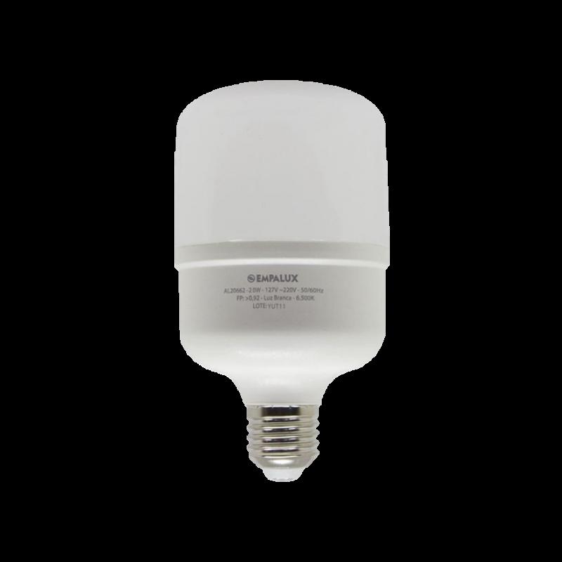 LAMPADA EMPALUX  E27 20W BULBO ALTA POTENCIA LED