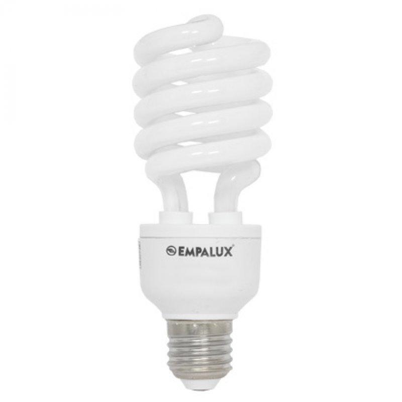 LAMPADA EMPALUX E27 15W FLUOR ESPIRAL