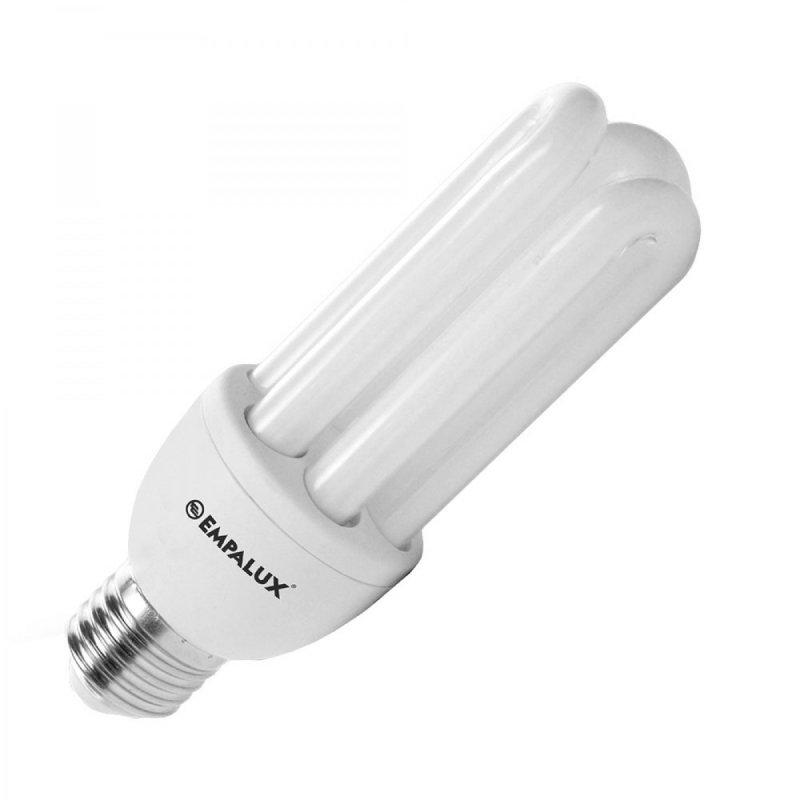 LAMPADA EMPALUX E27 15W FLUORESCENTE 3U