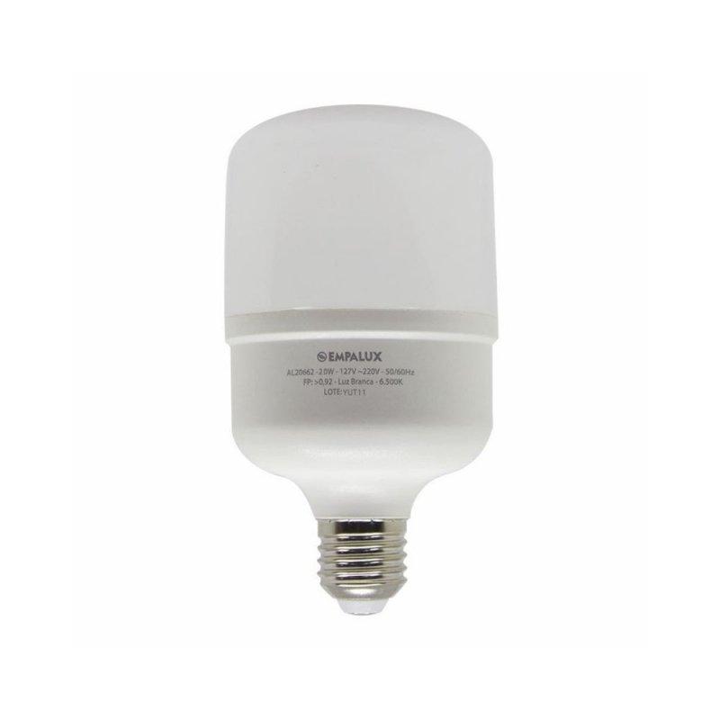 LAMPADA EMPALUX E27 50W BULBO ALTA POTENCIA LED
