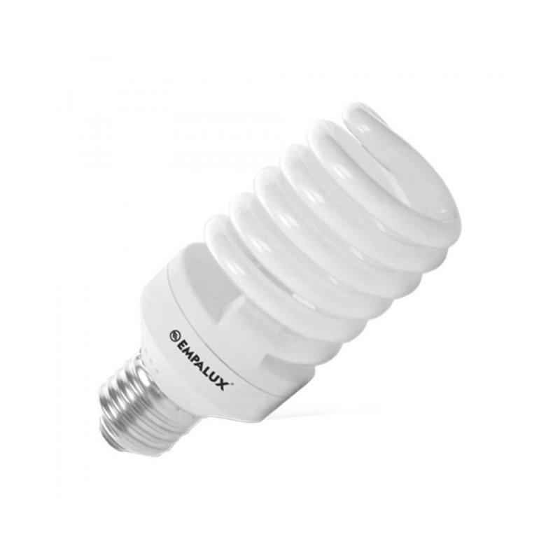 LAMPADA EMPALUX E27 59W FLUOR ESPIRAL