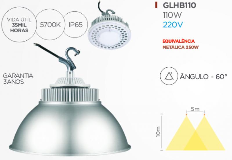 LAMPADA G-LIGHT E40 110W
