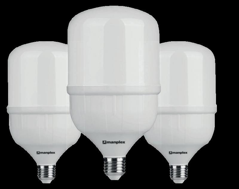 LAMPADA LED 40W E27 BIVOLT 6400K MANPLEX