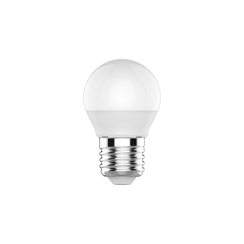 LAMPADA LUMINATTI E27 6W BOLINHA LED
