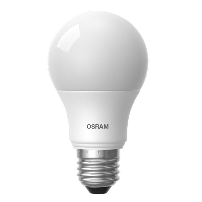 LAMPADA OSRAM E27 8W BULBO LED BR