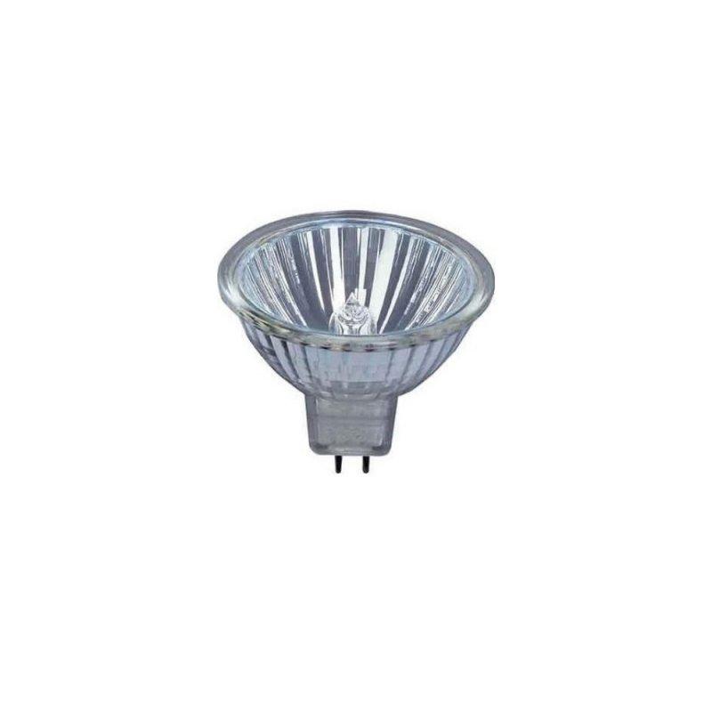 LAMPADA OUROLUX GU5.3 50W MR16 INCANDESCENTE VIDRO