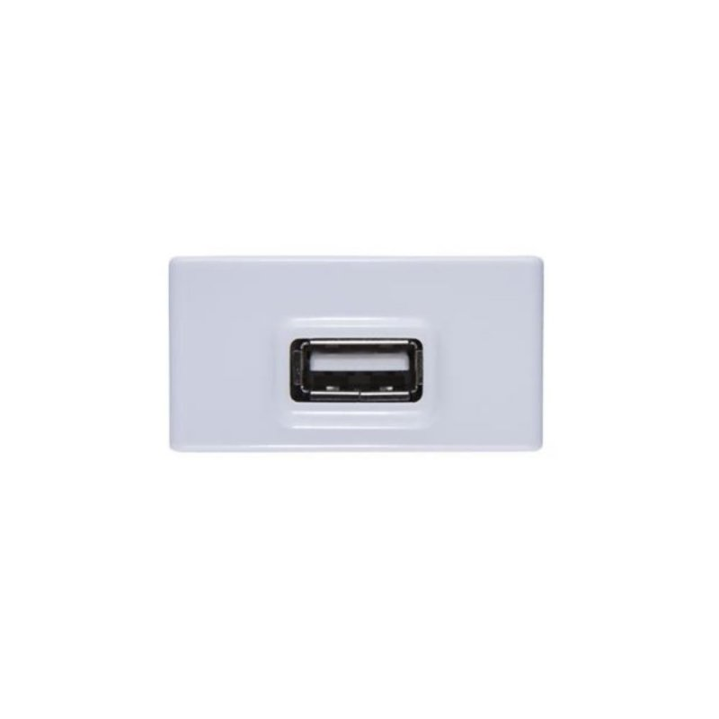 MODULO TRAMONTINA 1 ENTRADA USB