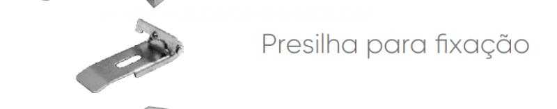 PRESILHA EMBUTIR ROMALUX MINI PERFIL C0025