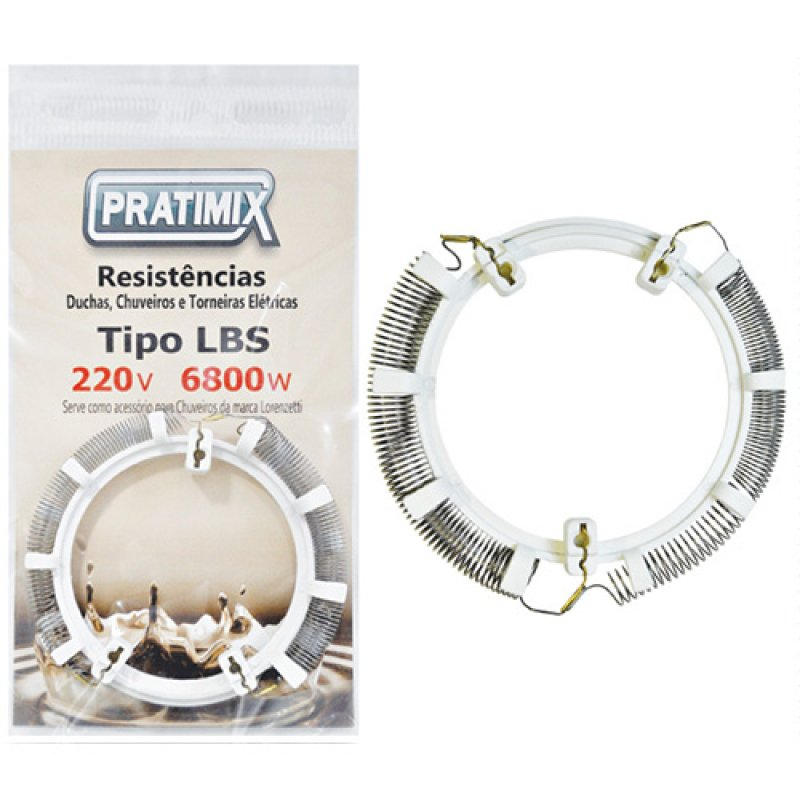 RESISTENCIA FASHION PRATIMIX 220V 7500W