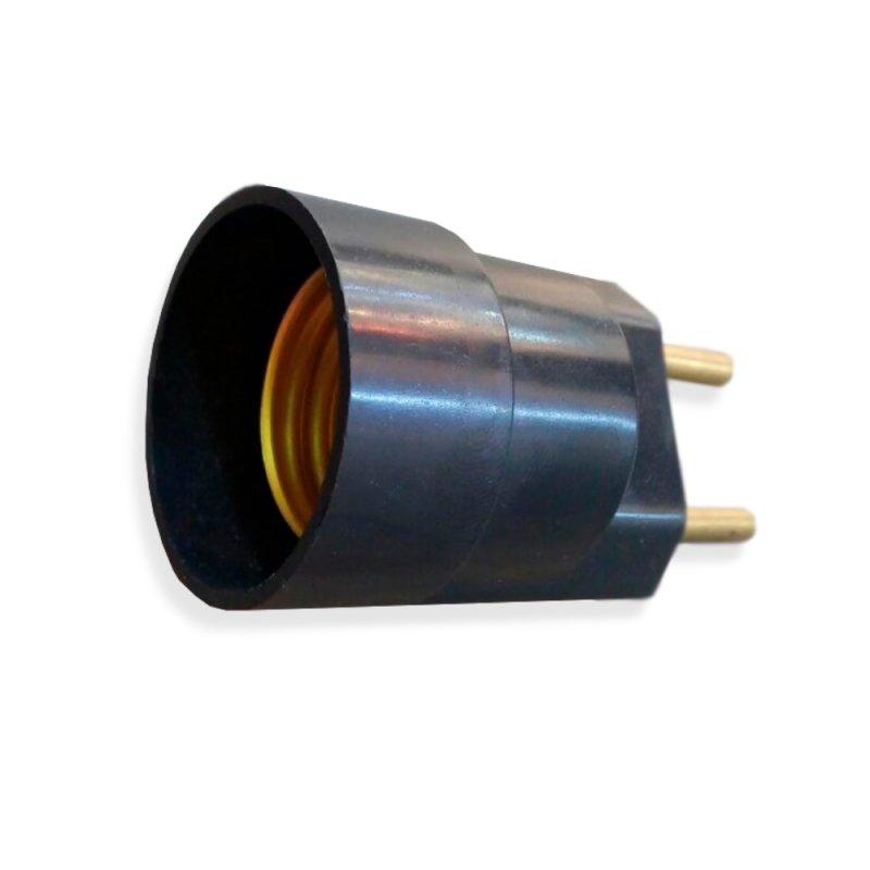 SOQUETE E27 2P PVC