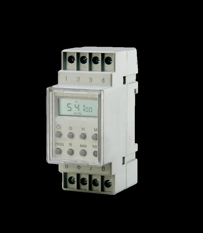 TIMER INDUSTRIAL EXATRON 220V CZ DIGITAL TMD2IND